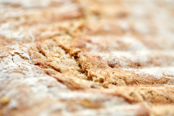 白パン 食品 料理 不健康な食事 ストックフォト © dolgachov