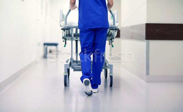 Enfermera hospital personas salud Foto stock © dolgachov