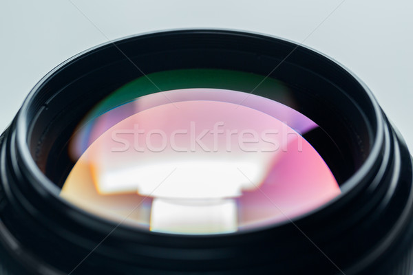 Fotoğrafçılık nesne sanat film Stok fotoğraf © dolgachov
