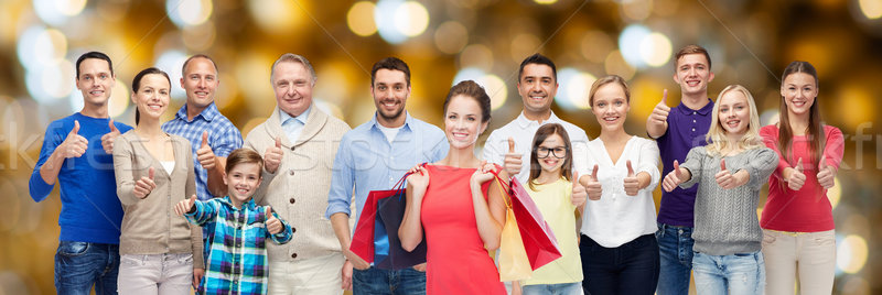 Сток-фото: счастливые · люди · продажи · семьи