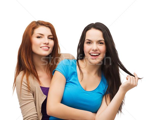 free photo of girls laughing № 12047