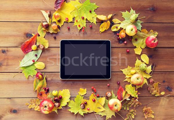 Stockfoto: Vruchten · bessen · seizoen · advertentie