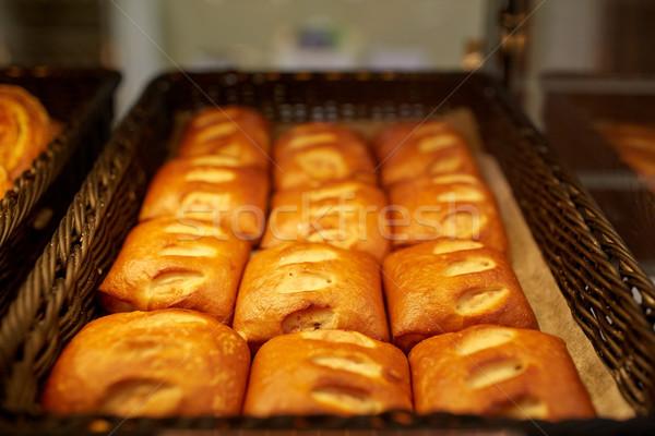 Boulangerie épicerie alimentaire vente Photo stock © dolgachov
