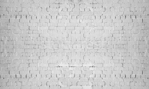 gray brick wall background Stock photo © dolgachov