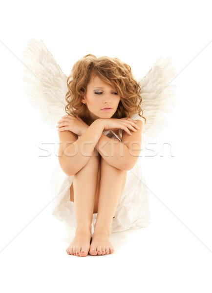 Stock photo: angel