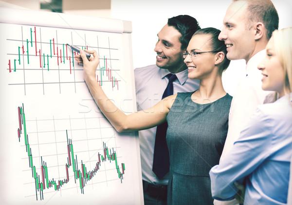 Сток-фото: бизнес-команды · совета · обсуждение · бизнеса · деньги · служба