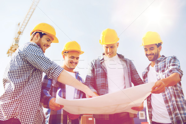 strategic plan for a construction company