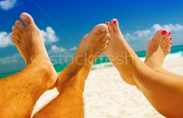 tropical paradise Stock photo © dolgachov