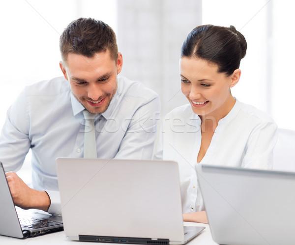 グループの人々  作業 オフィス 画像 ビジネス ストックフォト © dolgachov