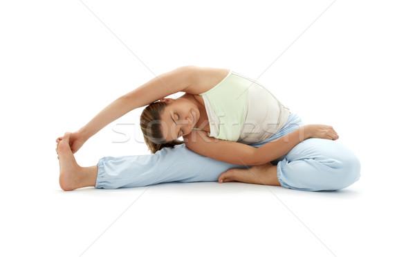 ashtanga yoga Stock photo © dolgachov
