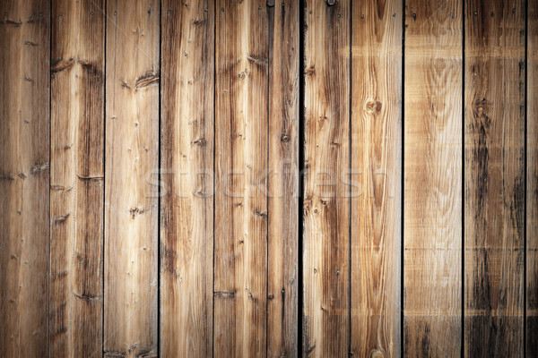 wooden floor or wall Stock photo © dolgachov