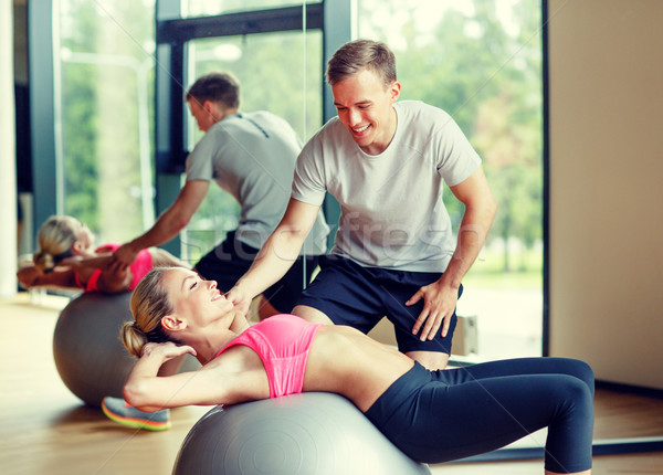 a short story of a personal trainer