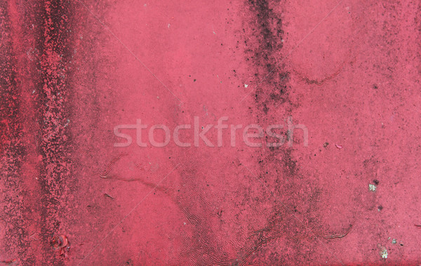 close up of old rusty metal surface Stock photo © dolgachov