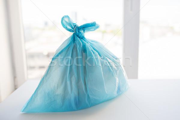 мусор сумку мусор домой отходов Сток-фото © dolgachov