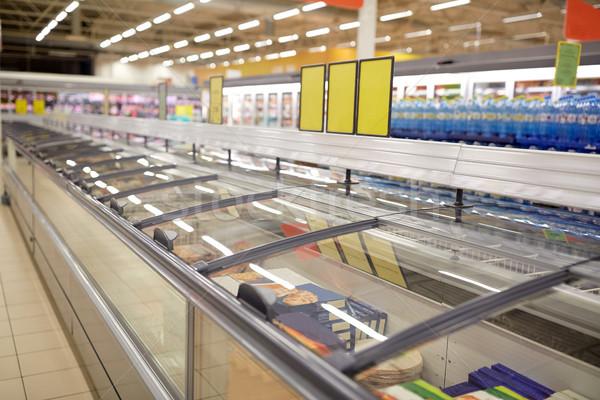 販売 ショッピング ストレージ スーパーマーケット ストックフォト © dolgachov