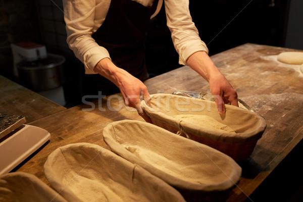 パン ベーカリー 食品 料理 ストックフォト © dolgachov
