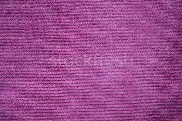 Viola tessili tessuto texture sfondo Foto d'archivio © dolgachov