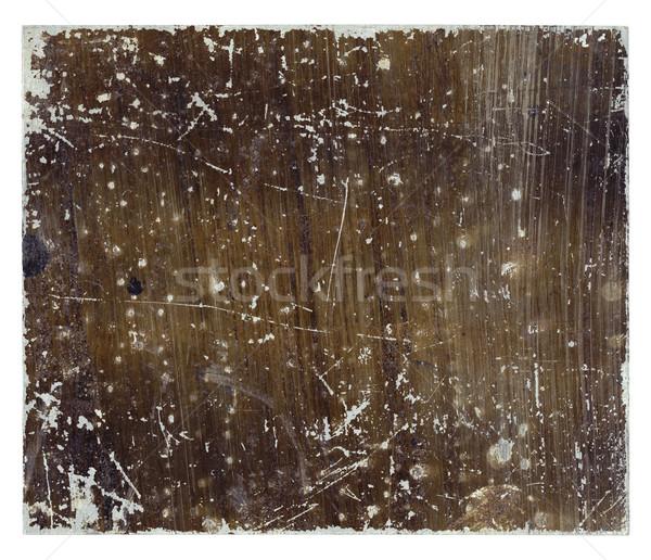 Metal texture isolato bianco texture design Foto d'archivio © donatas1205