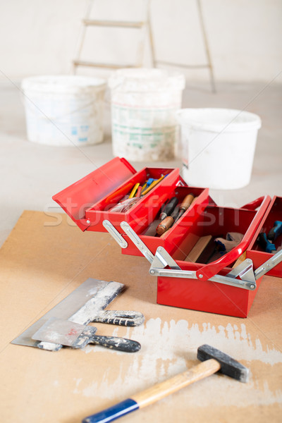 Woodwork Stock photo © donatas1205