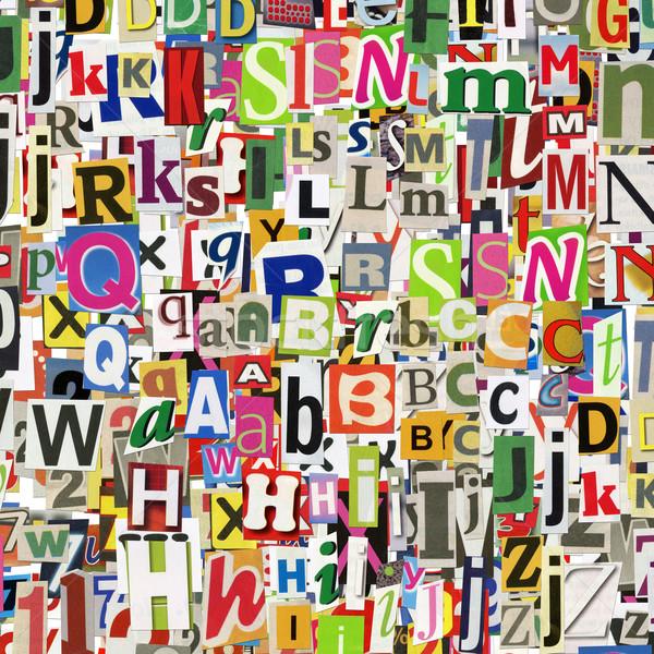 Digital collage Stock photo © donatas1205