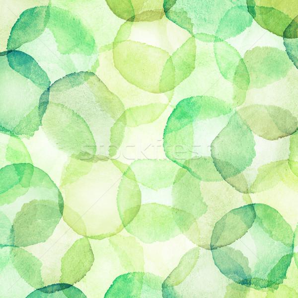 watercolor dots Stock photo © donatas1205