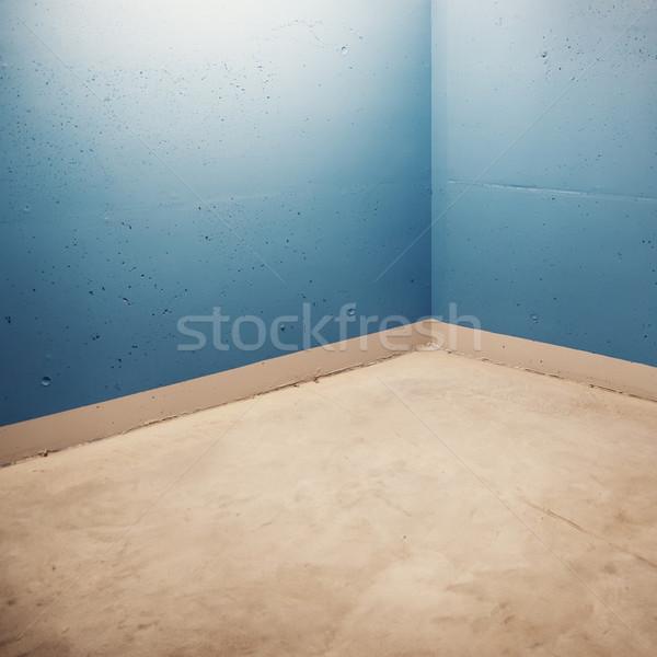 Estacionamiento vacío piso pared pueden utilizado Foto stock © donatas1205