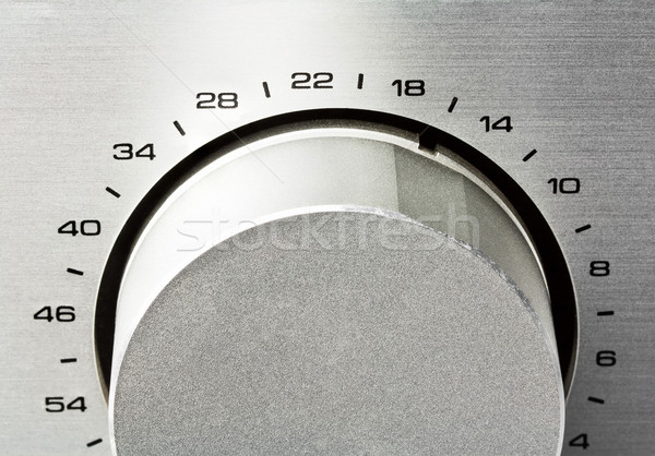 Geluid volume technologie radio Stockfoto © donatas1205
