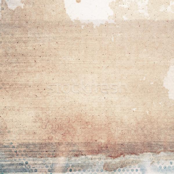 Foto stock: Papel · papel · viejo · textura · diseno · arte · espacio