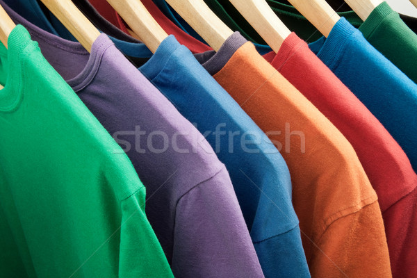 t-shirts  Stock photo © donatas1205