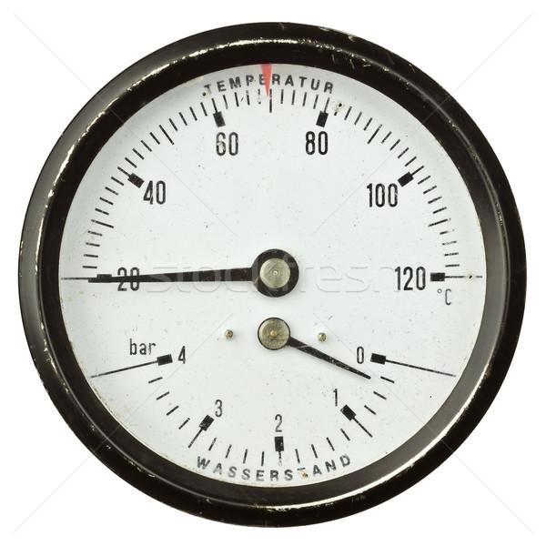 Thermometer Stock photo © donatas1205