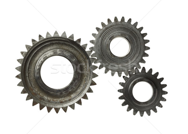 Cogwheels Stock photo © donatas1205