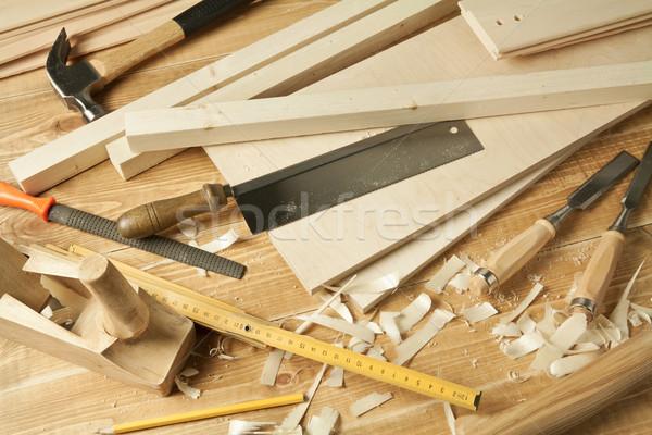 строительные работы по дереву
