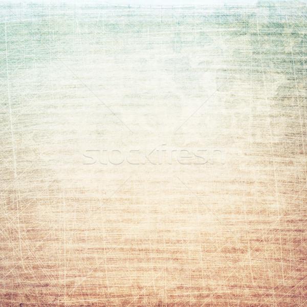 Textura del papel grunge papel diseno fondo Foto stock © donatas1205