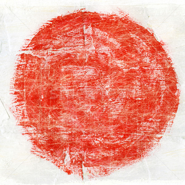 Acrylique peint texture papier peinture fond Photo stock © donatas1205