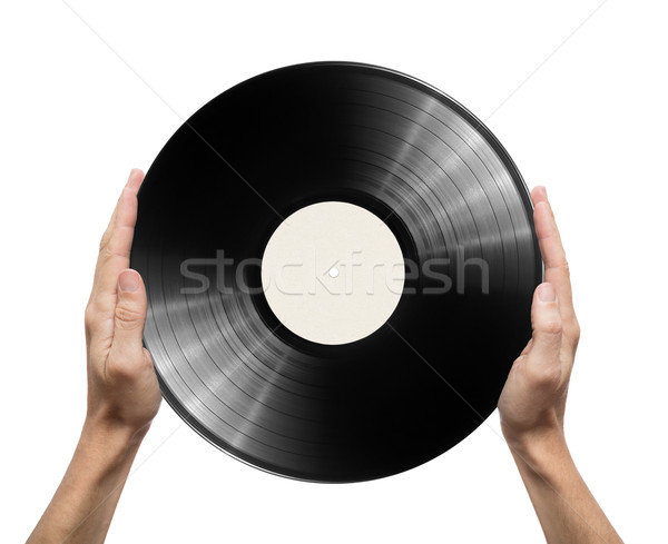Vinyl record Stock photo © donatas1205