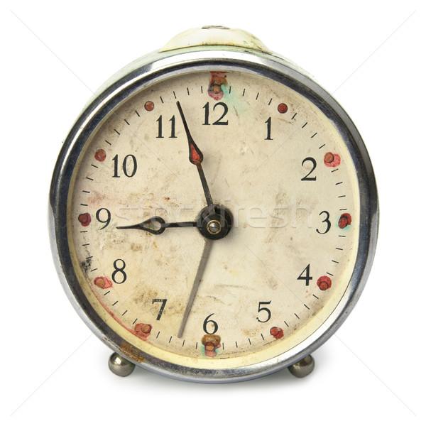 Old clock Stock photo © donatas1205