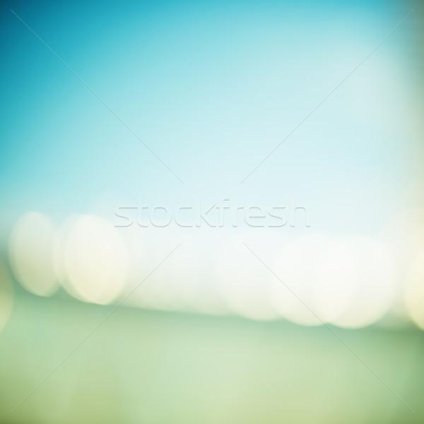 Resumen primavera luz diseno fondo Foto stock © donatas1205