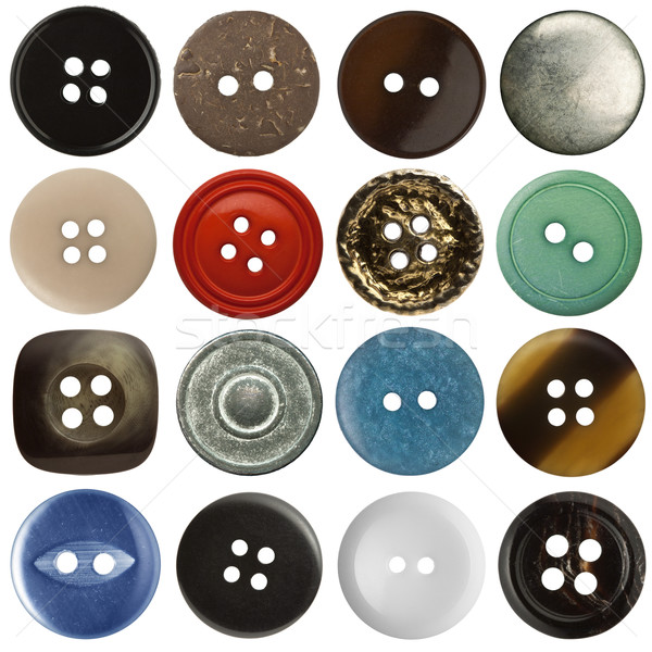 Sewing buttons  Stock photo © donatas1205