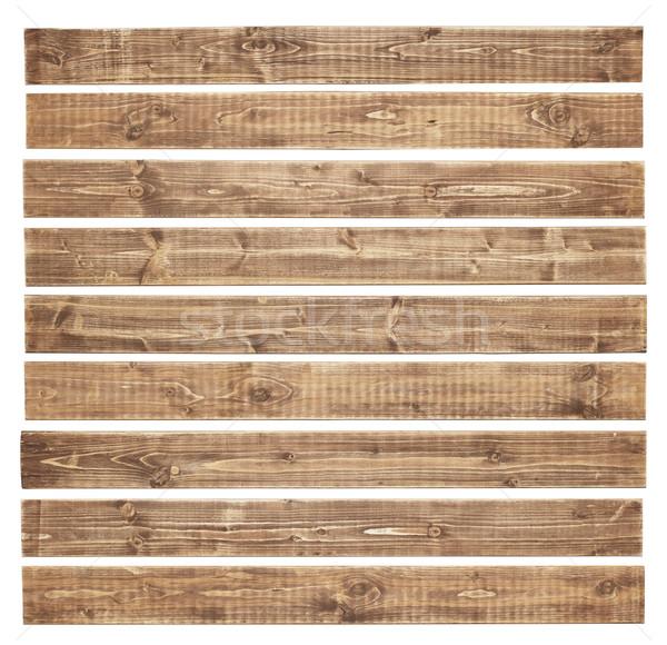 Wooden planks Stock photo © donatas1205