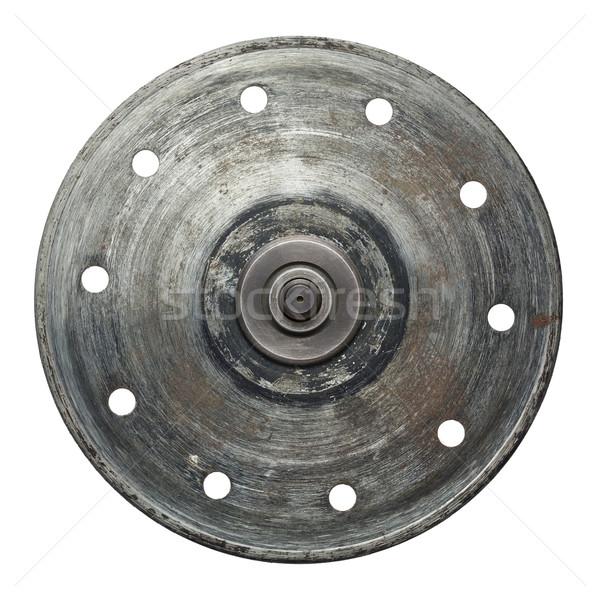 Stone cutting disk Stock photo © donatas1205