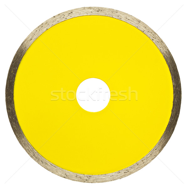 Stone cutting disk Stock photo © donatas1205