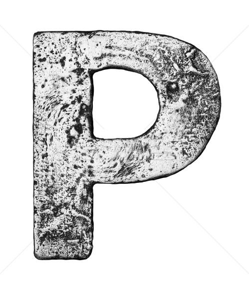Metal letter Stock photo © donatas1205