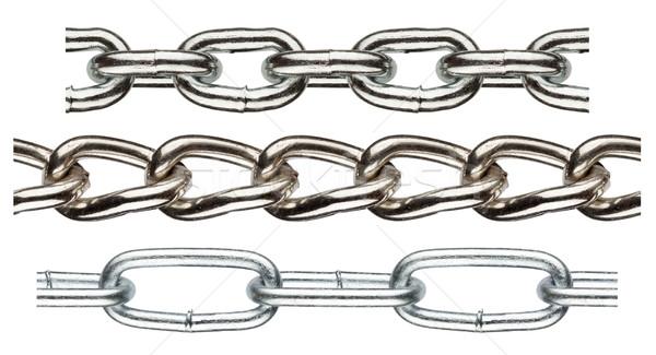 Seamless chain Stock photo © donatas1205