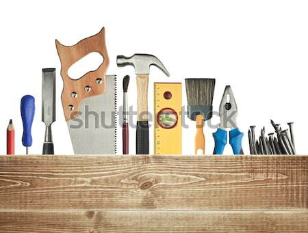 Construction tools Stock photo © donatas1205