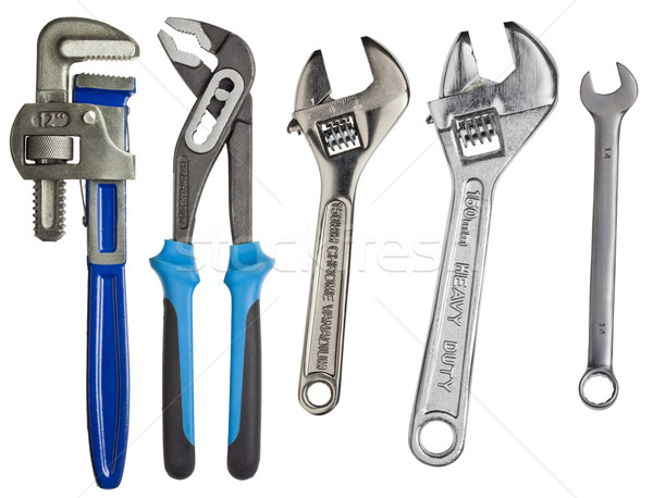 Wrenches Stock photo © donatas1205