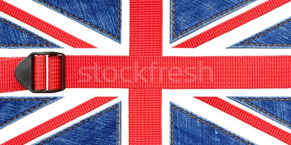 UK flag Stock photo © donatas1205