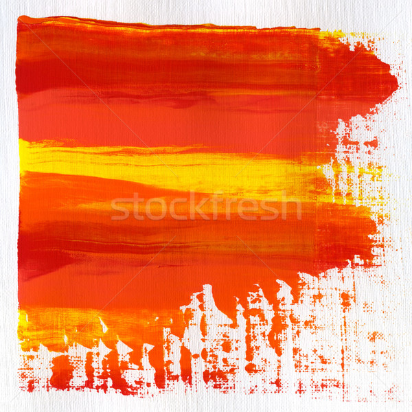 Acrylic strokes Stock photo © donatas1205