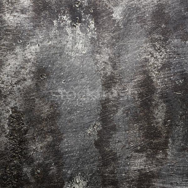 金属の質感 古い 鉄 テクスチャ デザイン ストックフォト © donatas1205