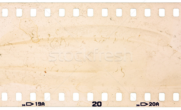 Film grunge filmstrip abstract frame arte Foto d'archivio © donatas1205