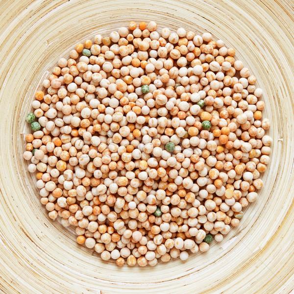 dried peas Stock photo © donatas1205